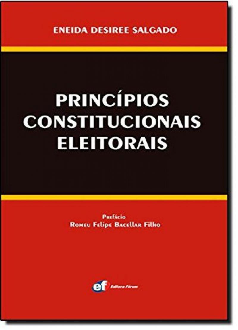 Princípios constitucionais eleitorais.