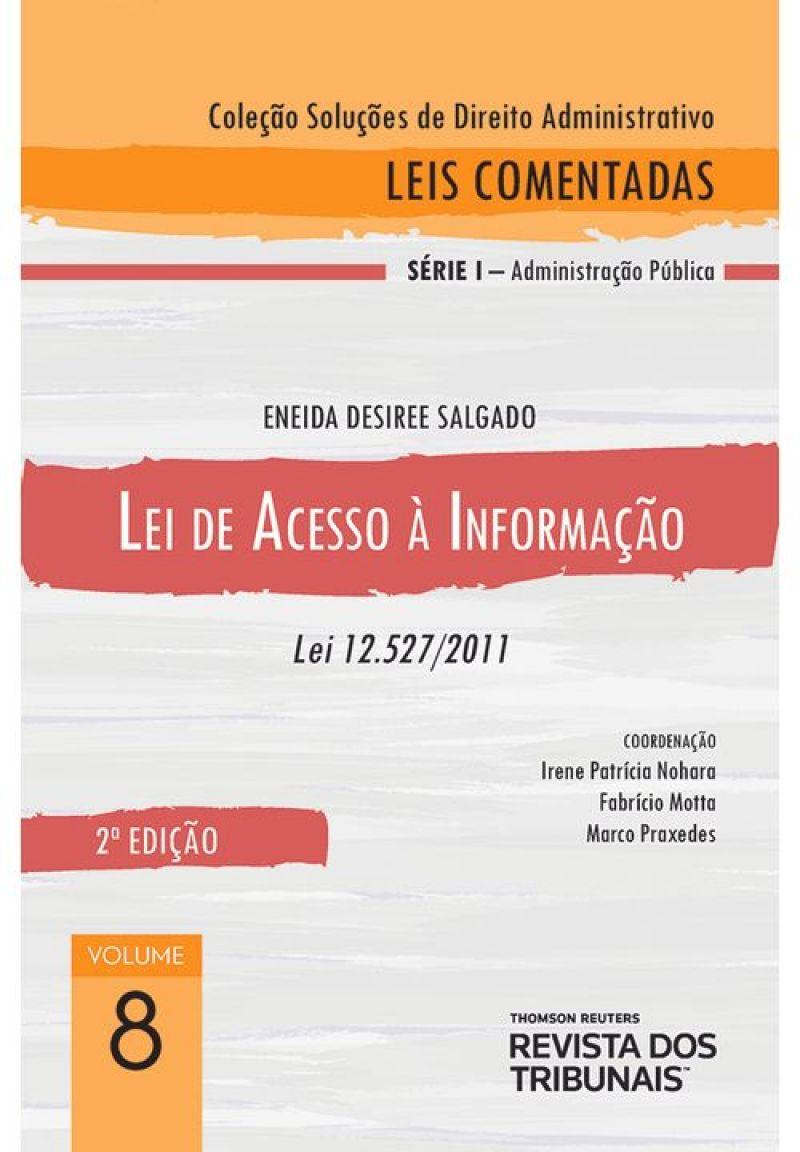 Lei de Acesso à Informação. 2. ed.