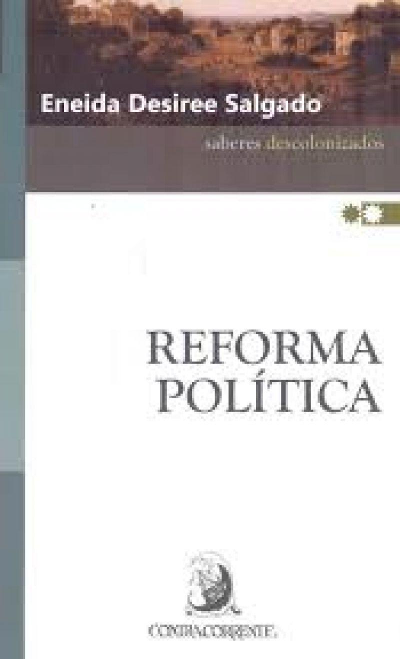 Reforma política.
