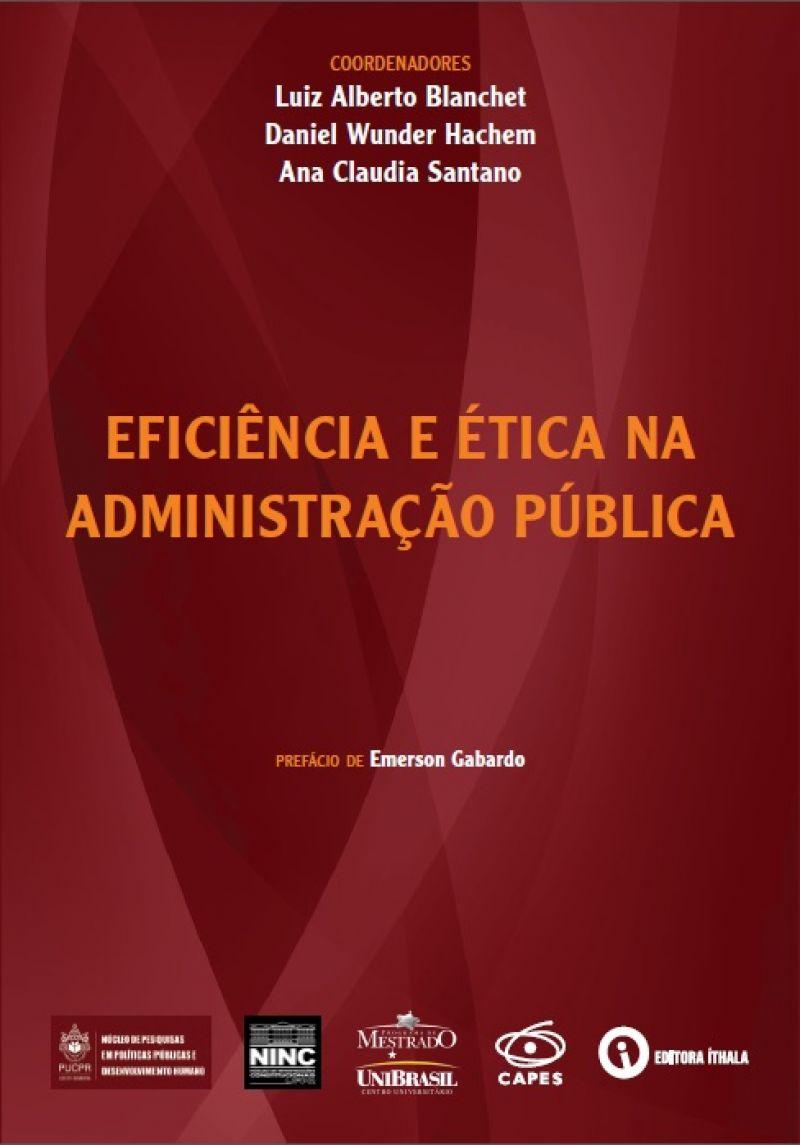 Eficiência e Ética na Administração Pública
