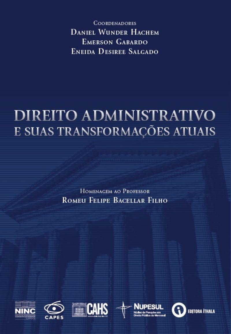 Direito Administrativo e suas transformações atuais